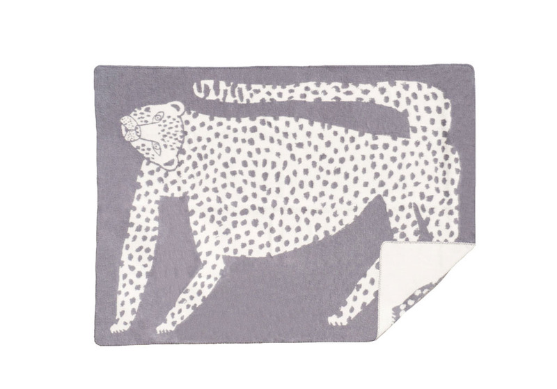 Leopardi Blanket