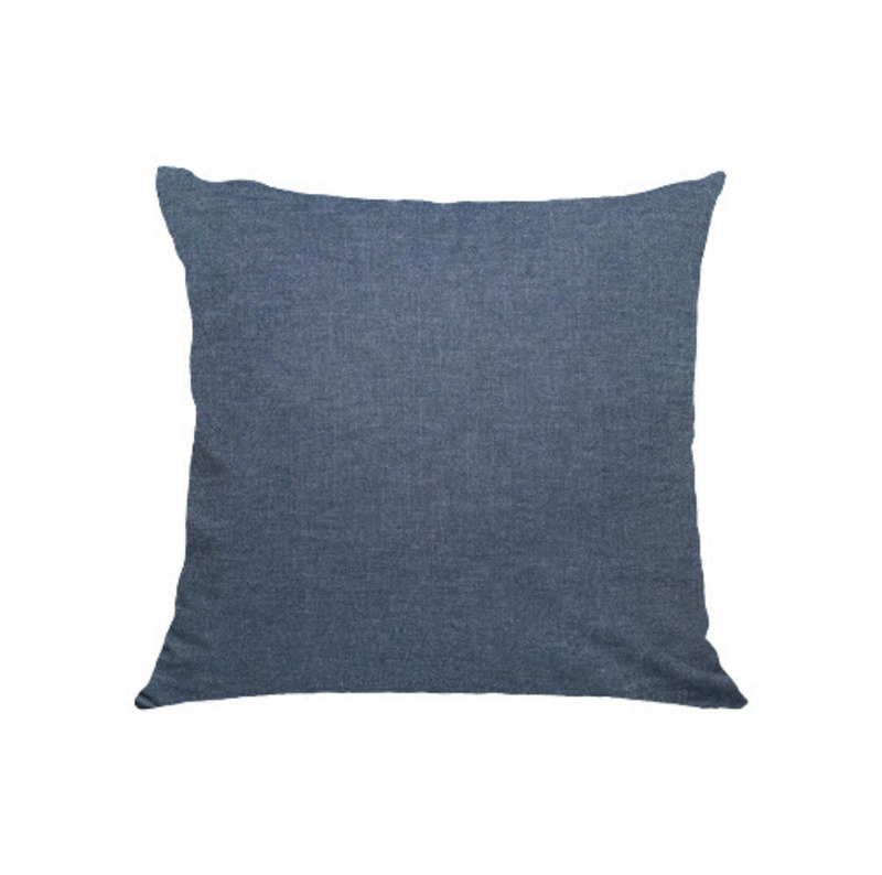 Denim cushion